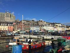 (OC) Cobh County Cork Ireland. November 2015 #wallpaper