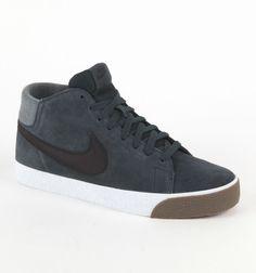 Mens Nike Shoes - Nike Blazer Mid Lr Shoes