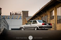 "Justin's Mk2 VW Jetta Coupe on 14"" Schmidt TH Line's"