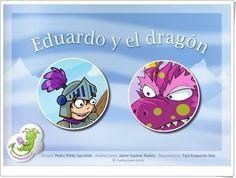 """""""Eduardo y el dragón"""" (Cuentos para dormir)"""