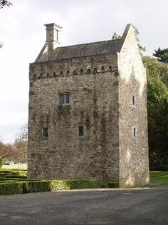 Ashtown Castle, Phoenix Park, Dublin, Ireland.