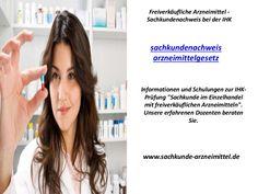 Sachkundenachweis Arzneimittelgesetz by freiverkäufliche arzneimittel via slideshare
