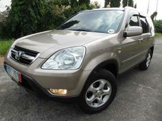 Buy this 2004 Honda CRV A/T Limited 4×4 2.0L I VTEC ENG All power Dual SRS Airbag All leather interior Foglamps