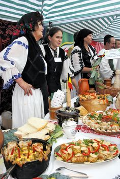 traditional cooking Romania
