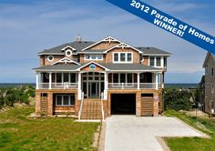 Twiddy Outer Banks Vacation Home - Absolutely Shore - Corolla - Oceanfront - 8 Bedrooms