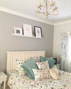 Wish we were 📍 on the walls and on the headboard for bedroom goals. Colourtrend Paint, Trending Paint Colors, Bedroom Wall, Bedroom Ideas, Master Bedroom, Bedroom Paint Colors, Rustic Walls, Living Room Lighting, Living Room Sofa