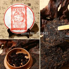99 year 357g Chinese yunnan ripe puer tea puer shu China puerh tea pu er health care pu erh the tea fodd weight loss products
