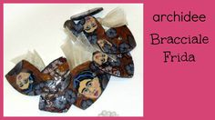 Tutorial | Polymer Clay | Bracciale con Tessere Poligonali | Brown Frida...