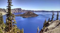 Crater Lake, OR - Flickr user Travis Wise