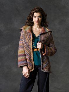 Sir Echo Jacket by Heather Lodinsky