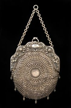 Chatelaine.  Date:     ca. 1903.