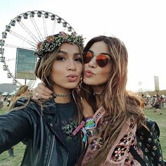 Instagram media sincerelyjules - Love her. ❤️ @negin_mirsalehi #REVOLVEfestival