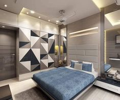 Kids bedroom modern style bedroom by kumar interior thane modern Wardrobe Design Bedroom, Bedroom Cupboard Designs, Luxury Bedroom Design, Bedroom Bed Design, Home Room Design, Bedroom Furniture Design, Bedroom Decor, Bedroom Modern, Kids Bedroom
