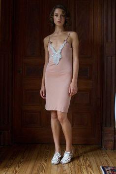 Shimmer Slip dress by Alexandra Grecco