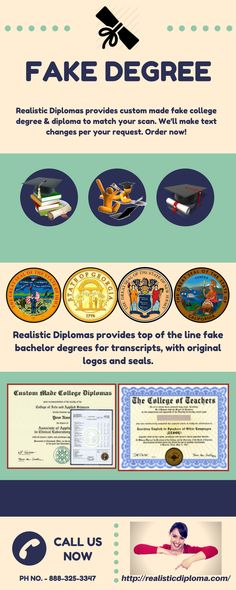 Phony Diploma offers fake college and university transcripts ...