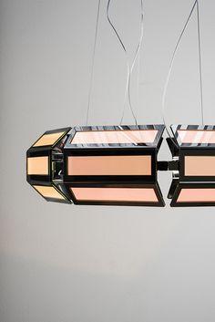 Lampada picture-2 Calacatta, Design Museum, Museum Collection, Modern Chandelier, Ceiling Lamp, Lighting Design, Floor Lamp, Colours, Lights