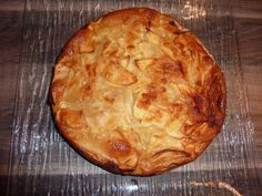 Le gâteau invisible aux pommes - Weight Watchers