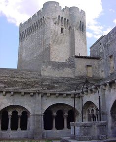 Adelaide-Blanche of Anjou: Noblewoman - Biography and Life Château Fort, King Of The World, The Cloisters, Cathedral Church, Chapelle, Rhone, Aquitaine, British Isles, Toulouse