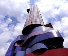 Hotel Unique de Ruy Ohtake #arquitetura #design #brasil #viagens