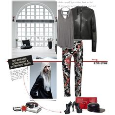 "FUN!! ""Life Revolution /10.2012"" by jelena-m-s on Polyvore"
