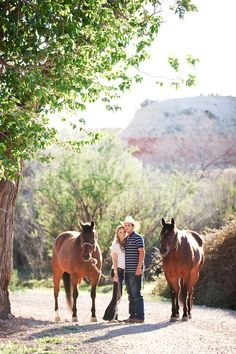 western engagement session
