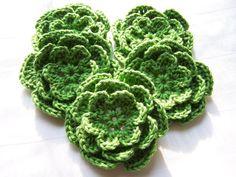 Green  von MARIA JOSE SORIANO SAEZ auf Etsy