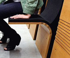 How to Make Auditorium Chairs Smarter: