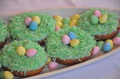 Easter donuts by Katira