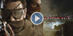 Konami muestra un demo extendido de Metal Gear Solid 5