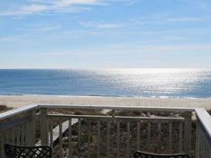 Blue Crab Beachfront Beauty *Close to Lighthouse Park*. Welcome to Blue Crab - Your vacation home on the island. New to VRBO, this lovely home has it all! ...