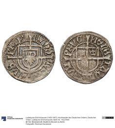 Deutscher Orden: Ludwig von Erlichshausen Münze Ludwig von Erlichshausen…