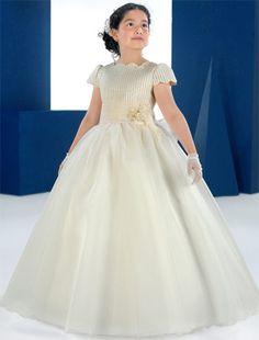 vestidos de comunion para niñas carmy 2012 2 novias - Trajes de primera comunion