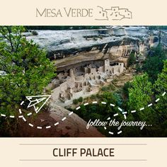 Cliff Palace, the largest & most famous cliff dwelling in Mesa Verde National Park, has over 150 individual rooms & more than 20 kivas, and has been preserved for 700 years. Oh The Places You'll Go, Places To Travel, Places To Visit, Dream Vacations, Vacation Spots, Arizona, Us National Parks, Before Us, The Ranch