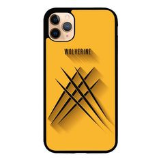 Wolverine Logo Y1302 iPhone 11 Pro Max Case Christmas Gifts | Xmas Presents and Gift Ideas | Recovery Case