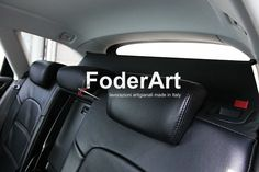 Seat Cover Audi A4 / Fodere Coprisedili Audi A4 / Housses de siège Audi A4 / Fundas de Asiento Audi A4