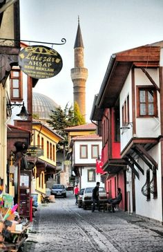 Eskisehir odun pazarı There are many places to be visited in the world and Turk… – 81 İl Türkiye Places Around The World, The Places Youll Go, Places To See, Places To Travel, Around The Worlds, Wonderful Places, Beautiful Places, Turkish Architecture, Turkey Places