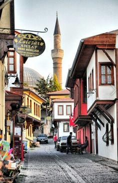Turkei #Turkey #Urlaub #Besten #Reise #Eskisehir #AlteHäuser