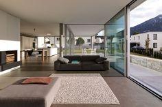 Das Haus unter dem Birnbaum – Raum und Wohnen My House, Oversized Mirror, Modern, Design, Furniture, House Ideas, Home Decor, Gateway Arch, Ground Floor