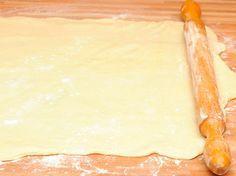 Trucos de cocina: Cómo hacer masa de hojaldre sin gluten facil.