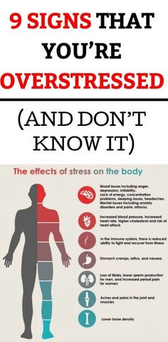 9 Signs Youre Overstressed (And Dont Know It) Diy Health Plans Health Tips For Women, Health Advice, Health Care, Mental Health, Thyroid Health, Women Health, Oral Health, Stress On The Body