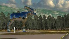 090715-big-elk-statue-in-norway