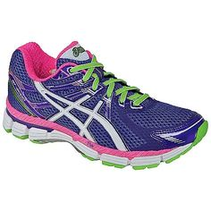 Click Image Above To Buy: Asics Asics Women's Running Shoes Grape/white/hot Pink Asics Running Shoes, Running Trainers, Asics Shoes, Asics Gt, Asics Women, Running Women, Road Running, Running Gear, Workout Gear