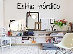 Decoración nórdica http://cocktaildemariposas.com/2013/05/01/decoracion-nordica/ #estilonordico #deco #estilodevida #lifestyle