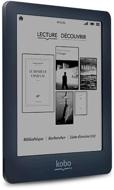 Kobo Glo, BECAUSE LE RETRO ECLAIRAGE TAVU