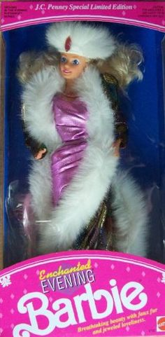 1991 Enchanted Evening Barbie -- Check out this great product.