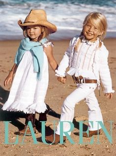 The first Ralph Lauren only children's store opened on Madison Avenue. It was the first free standing children's wear store, featuring the same quality and style as the adult polo line.