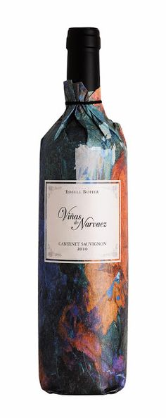 Viñas de Narvaez Art Collection on Packaging of the World - Creative Package Design Gallery