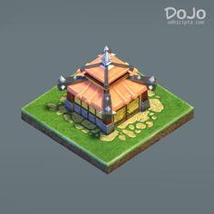 Dojo Render Samurai by mechanimation.deviantart.com on @deviantART