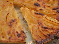 tarte aux pommes normande un délice