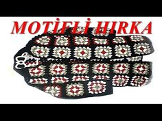 Motifli Hırka - YouTube